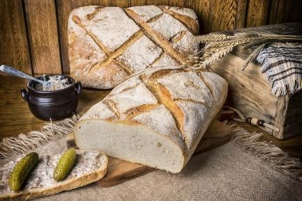 Chleb do smalcu