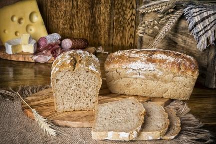 Chleb wacyński bez drożdży