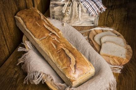 Chleb wacyński bez drożdży blacha